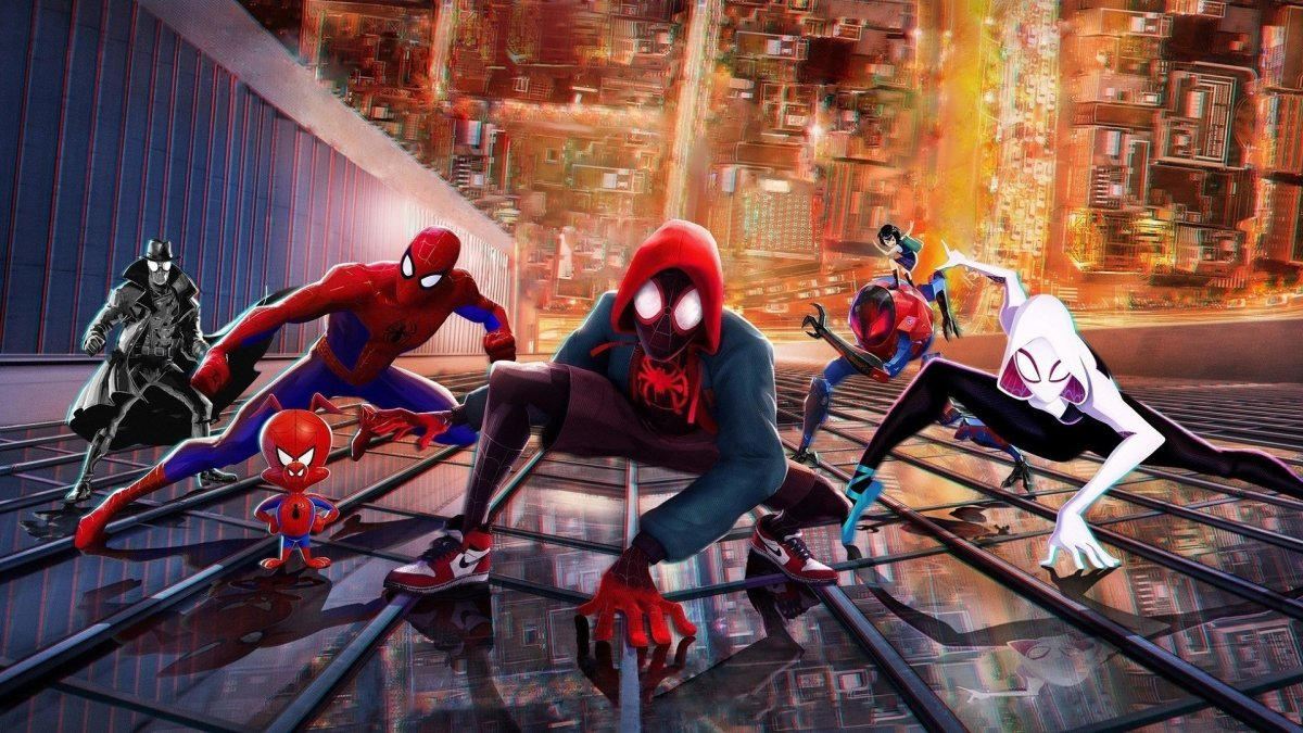 Review - Spider-Man: Into the Spider-Verse (2018)